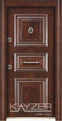 Kabartma Panel Çelik Kapı-1005
