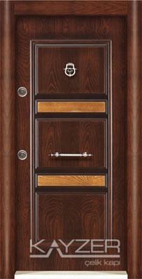 Kabartma Panel Çelik Kapı-1014