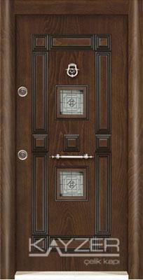 Kabartma Panel Çelik Kapı-1025