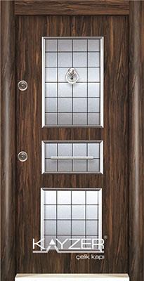 Lüks Kasa Kaplama Kabartma Laminat Panel-2202