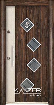 Lüks Kasa Kaplama Kabartma Laminat Panel-2206
