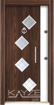 Lüks Kasa Kaplama Kabartma Laminat Panel-1053