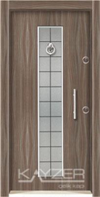 Lüks Kasa Kaplama Kabartma Laminat Panel-1055