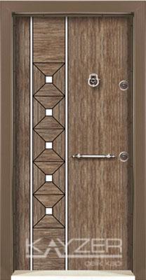 Lüks Kasa Metal Laminat Panel-1080