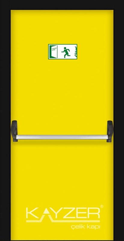 Acil Çıkış Kapısı - 4903